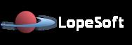 أحذف كثير المهام لقائمه كليك LopeSoft_logo_horizo