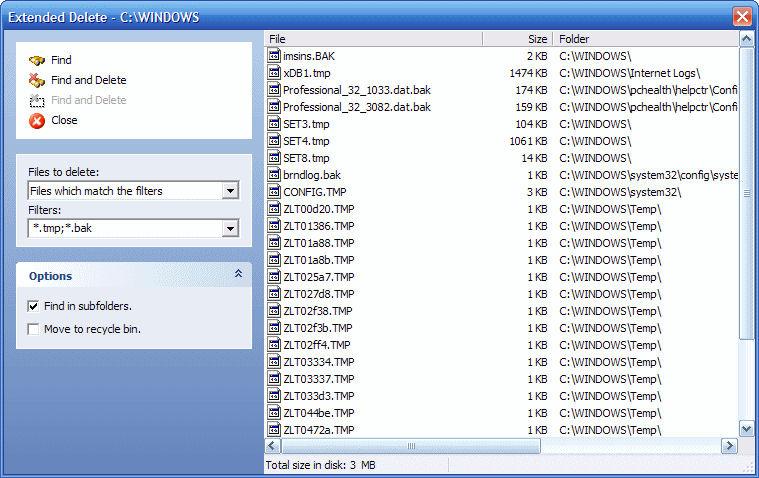 FileMenu Tools screenshot