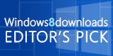 Windows 8 Downloads - Editor's Pick